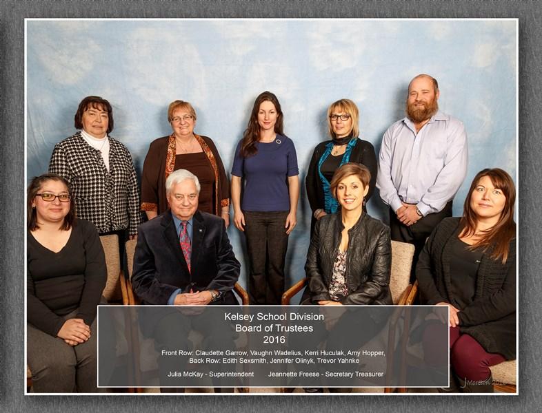 Kelsey School Division Board of Trustees