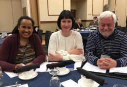 Trustees Attend Fall MSBA Meeting