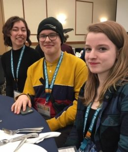 "MBCI Students Attend ""Educating for ACTion"" Conference"